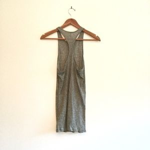 URBAN OUTFITTERS Grey Tank Top